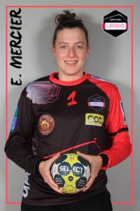 Multimédia Mercier Gardienne Handball
