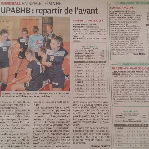 UPABHB-Pessac