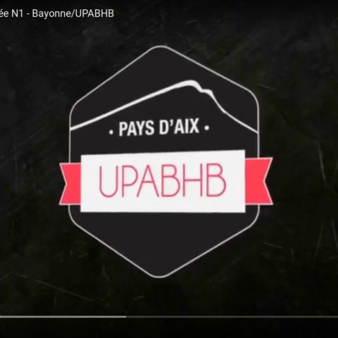 Le mot du coach Bayonne/UPABHB