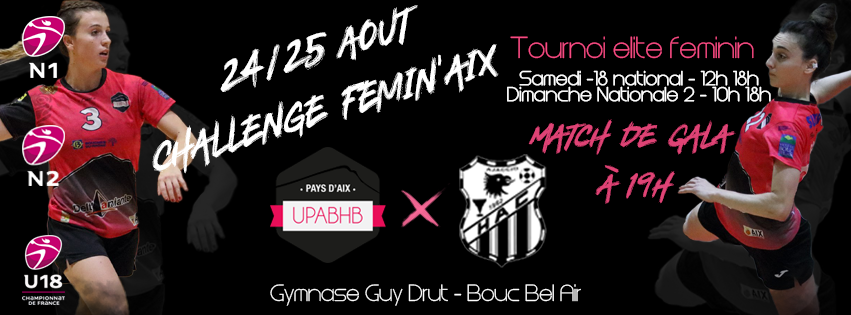 Union du Pays d'Aix-Bouc Handball