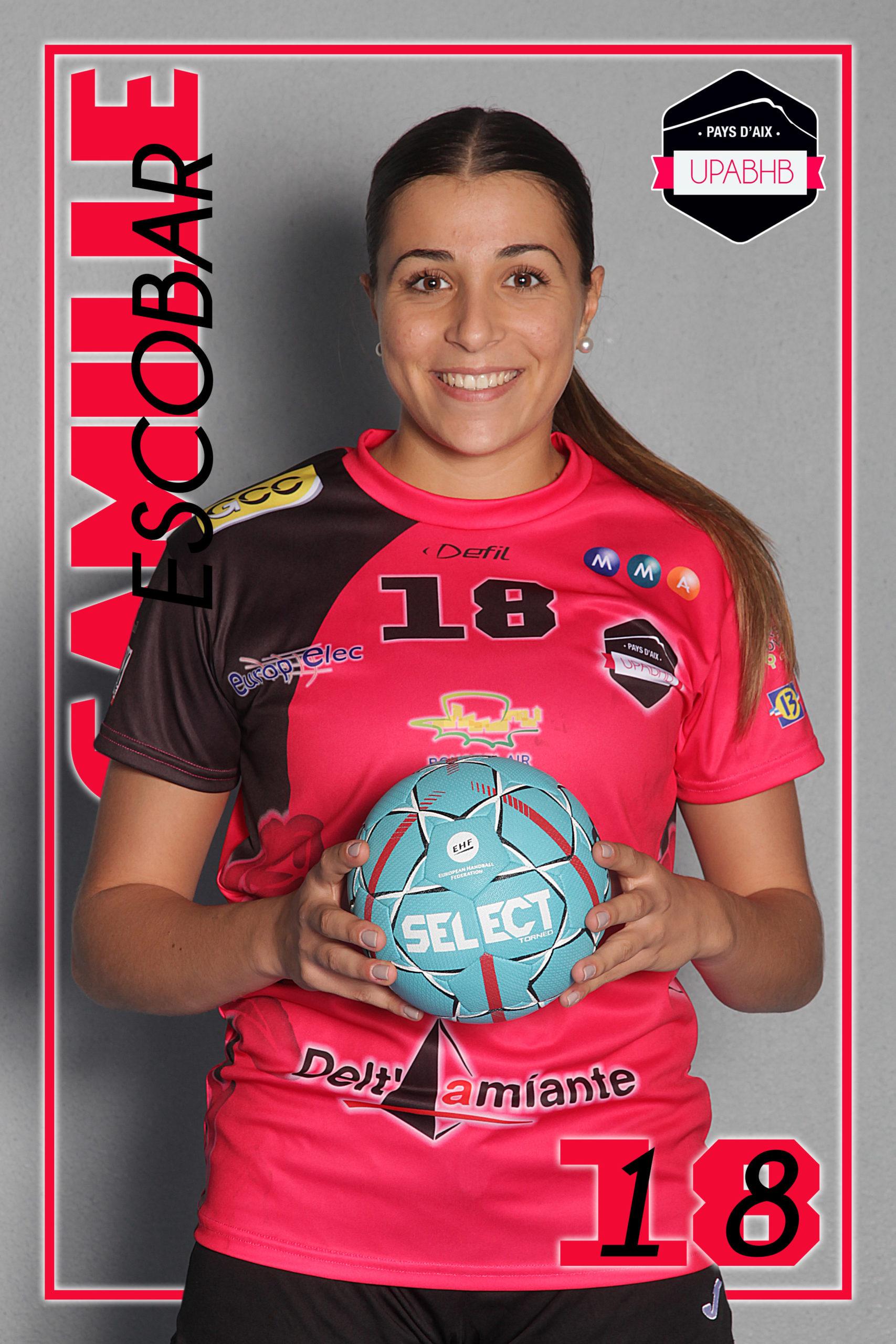 Camille Escobar UPABHB