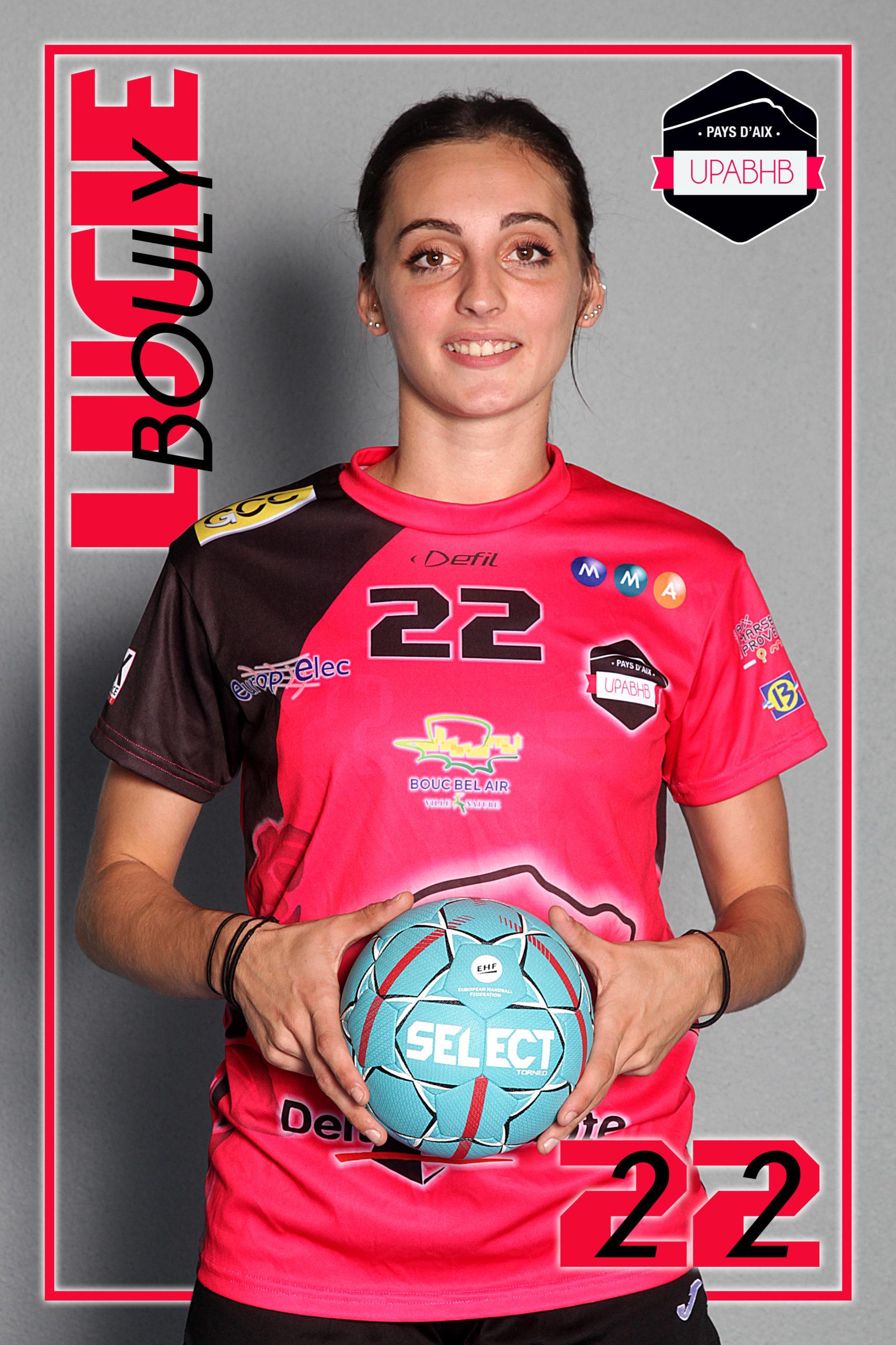 Lucie Bouly UPABHB