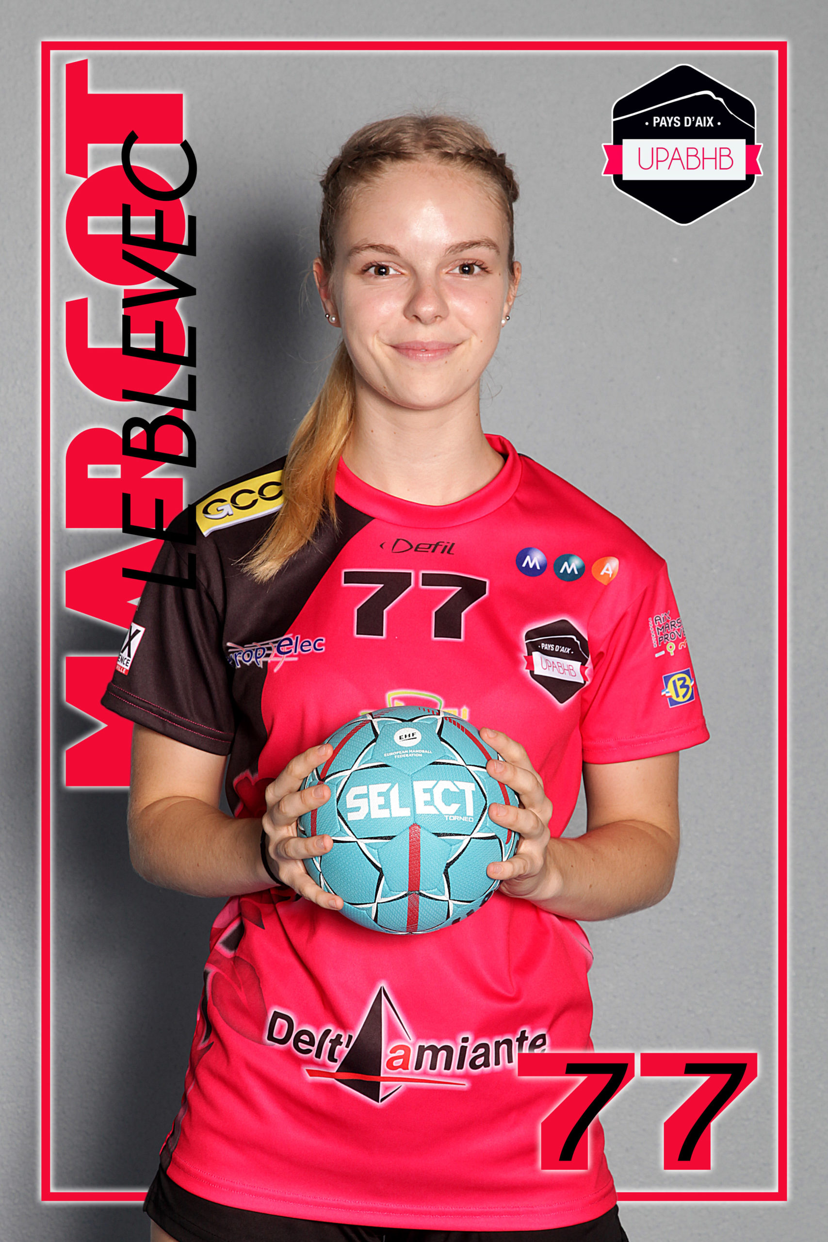 Margot Le Blevec UPABHB